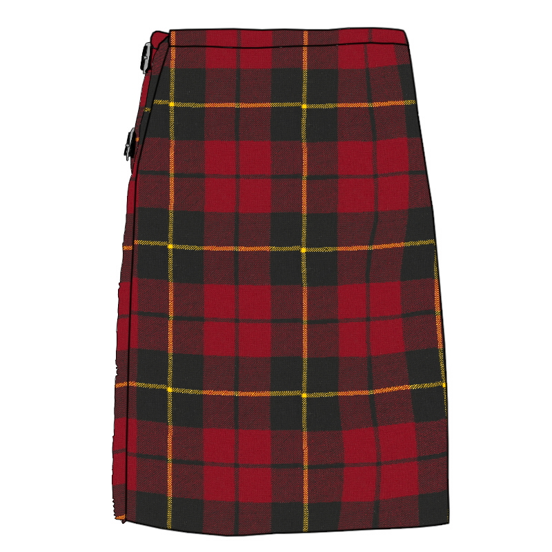 Men's Kilt Outfit Casual Kilt & Prince Charlie