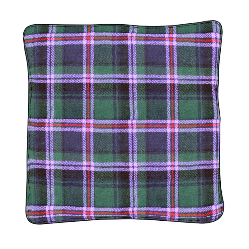 Piped Edge Tartan Cushion CoversMade To Order