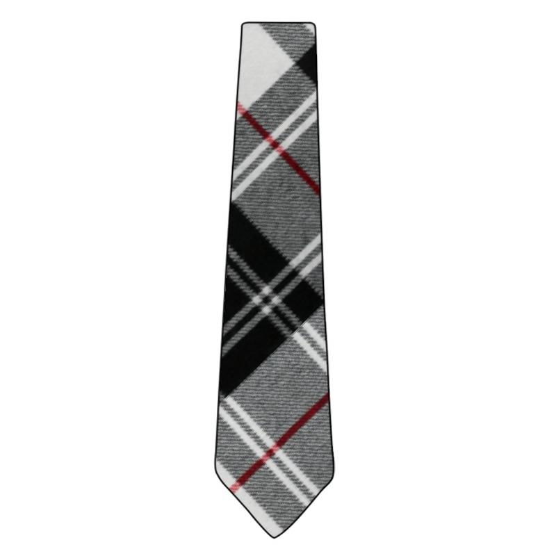 Wool Tartan TieMade To Order
