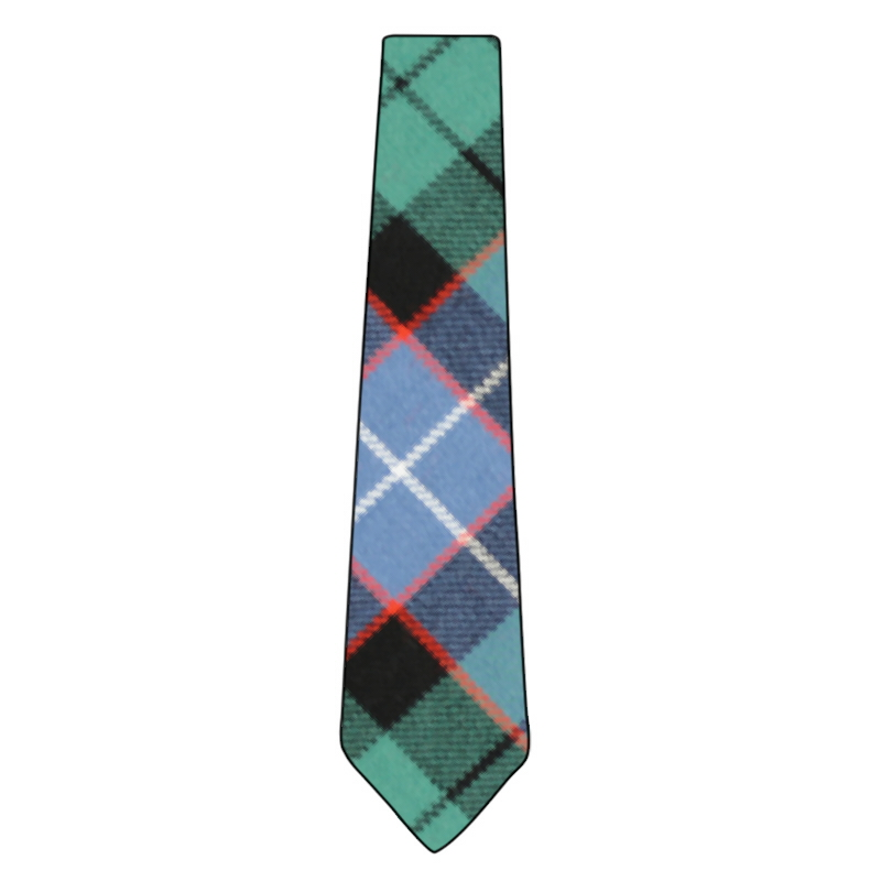Wool Tartan Tie Made To Order