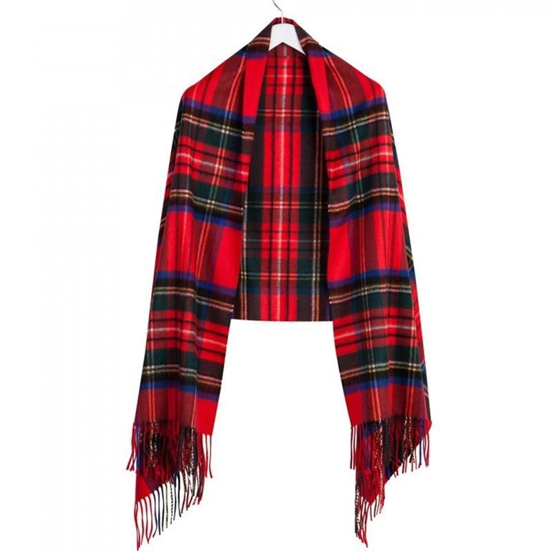 Etole pur cachemire ecossais in Stewart Royal de9f4a4c0fa